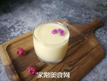 香蕉菠萝风味乳的做法步骤:8