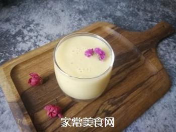 香蕉菠萝风味乳的做法步骤:9