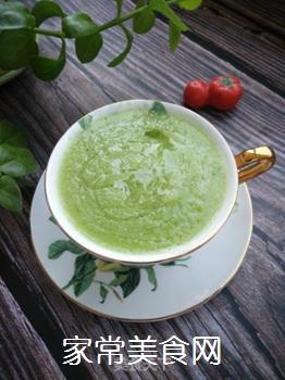 菠萝黄瓜汁的做法步骤:6