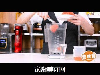 西瓜绿茶教程的做法步骤:1