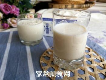 苹果奶昔的做法步骤:4