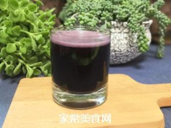 桑椹汁的做法步骤:4
