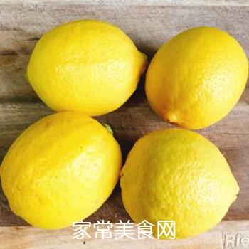 百香果柠檬水的做法步骤:2