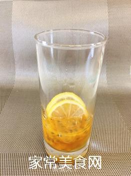 百香果柠檬水的做法步骤:9