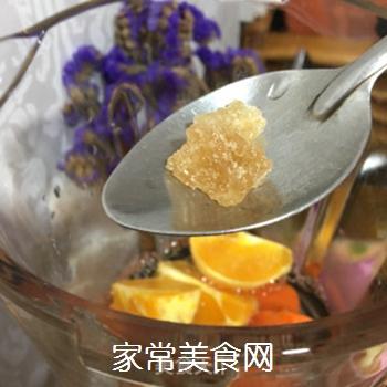 胡萝卜橙子汁的做法步骤:3