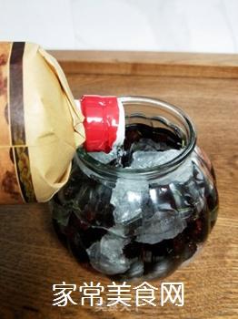 桑葚酒的做法步骤:6