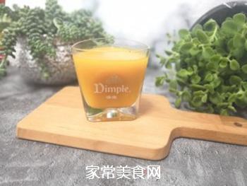 南瓜纯汁的做法步骤:3