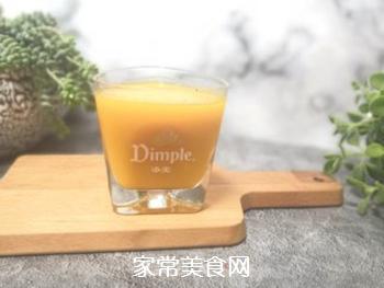 南瓜纯汁的做法步骤:4