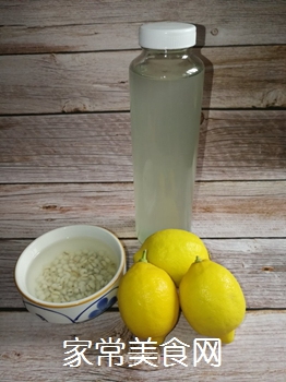 美白薏米水的做法