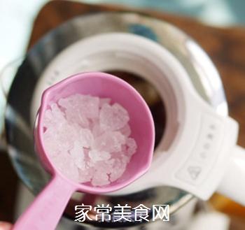 洛神花荷叶茶的做法步骤:4