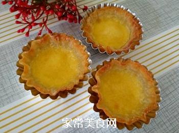 饺子皮蛋挞的做法