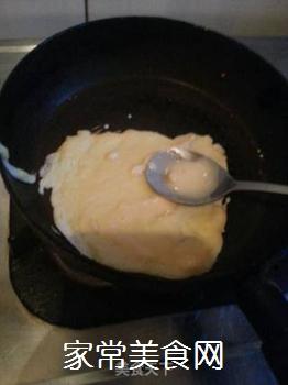 鸡蛋饼的做法步骤:7