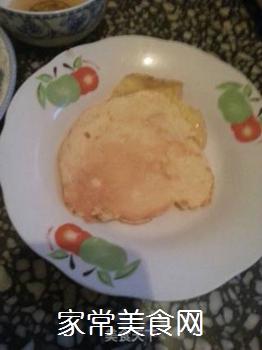鸡蛋饼的做法步骤:9