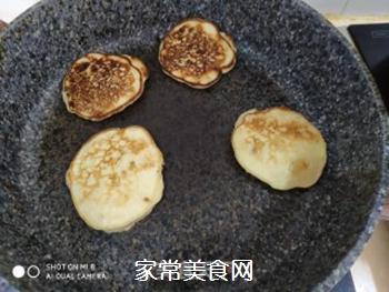 水果  香蕉鸡蛋饼的做法步骤:6