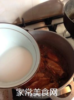 蚝油鸡翅的做法步骤:7