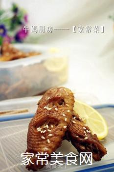 柠檬鸡翅的做法步骤:8