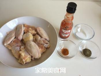 布法罗鸡翅的做法步骤:1