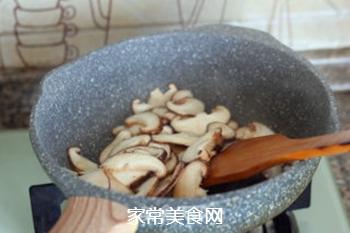 菌菇汤面的做法步骤:8