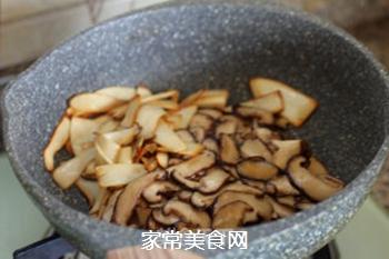 菌菇汤面的做法步骤:9