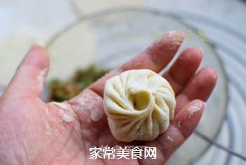 茴香馅生煎包的做法步骤:6