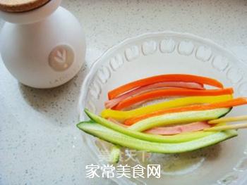 紫薯花瓣寿司的做法步骤:8