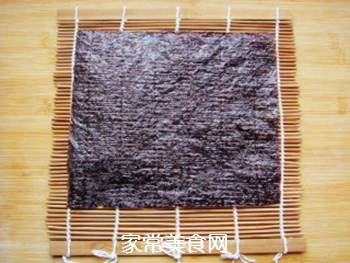 紫薯花瓣寿司的做法步骤:9