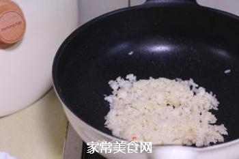 蛋炒饭的做法步骤:5
