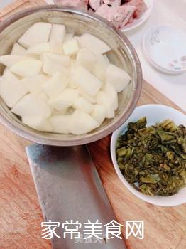 红烧土豆排骨的做法步骤:3
