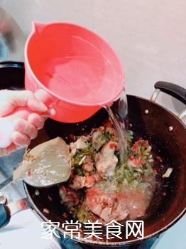 红烧土豆排骨的做法步骤:10