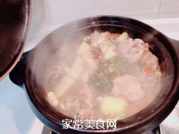 红烧土豆排骨的做法步骤:12