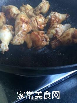 可乐鸡翅根的做法步骤:5