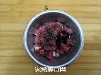 黑椒肉粒炒年糕的做法突视频刺图片