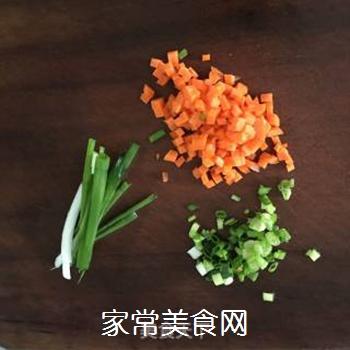 葱油蛋炒饭的做法步骤:3