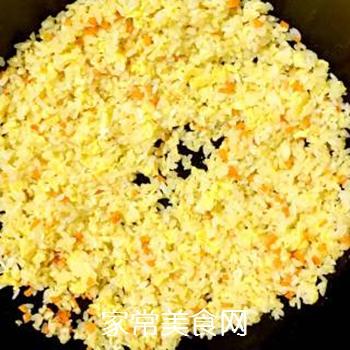 葱油蛋炒饭的做法步骤:10