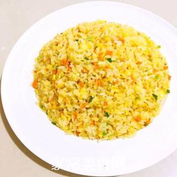 葱油蛋炒饭的做法步骤:13