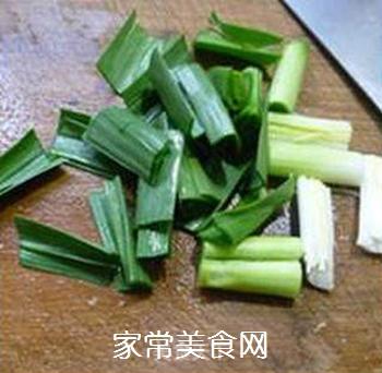 笋尖炒鹅肠的做法步骤:5