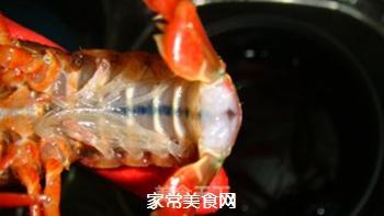 清蒸小龙虾的做法步骤:6
