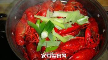清蒸小龙虾的做法步骤:11
