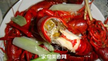 清蒸小龙虾的做法步骤:12