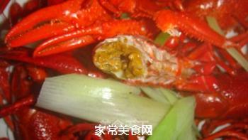 清蒸小龙虾的做法步骤:14