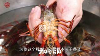 吃货的大爱【麻辣小龙虾】的做法步骤:1