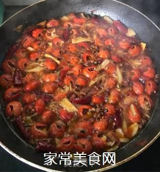 辣炒龙虾尾的做法步骤:6