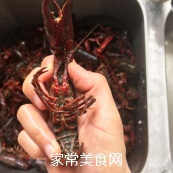 油焖大虾(香辣小龙虾)的做法步骤:2
