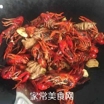 油焖大虾(香辣小龙虾)的做法步骤:7