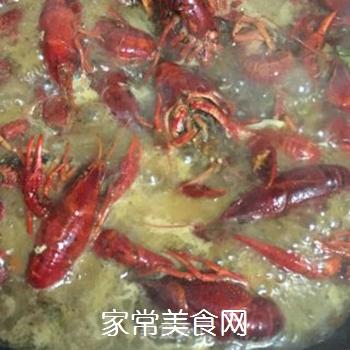 油焖大虾(香辣小龙虾)的做法步骤:8