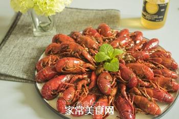 油焖大虾(香辣小龙虾)的做法