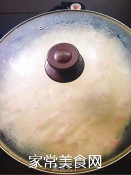 香肠鸡蛋饼的做法步骤:9