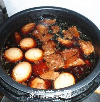 土豆烧牛肉的做法步骤:4