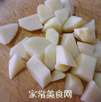 土豆烧牛肉的做法步骤:5