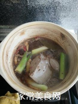 美味凉拌猪肝的做法步骤:4
